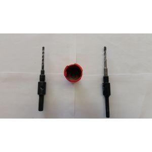 Vrtací korunka 42mm SDS+