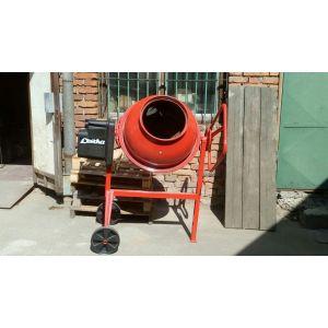 Stavební míchačka 140L/230V
