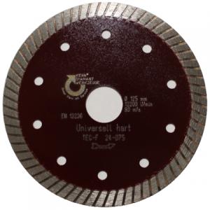 Řezný diamantový kotouč keramika (EN)